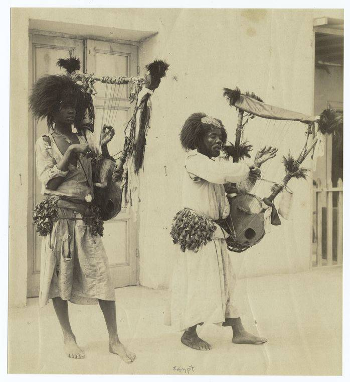 Musicians In Egypt