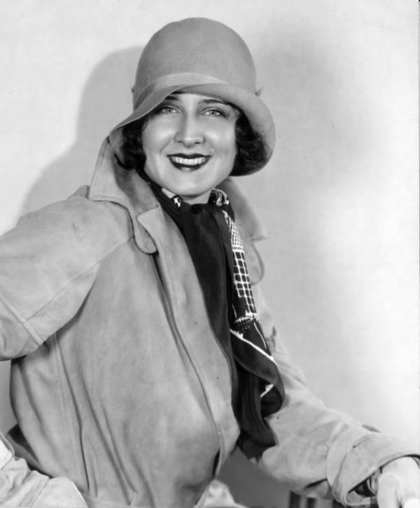 Norma Shearer Flapper Fashion