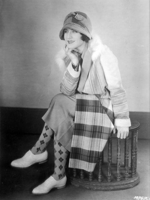 Norma Shearer Portrait