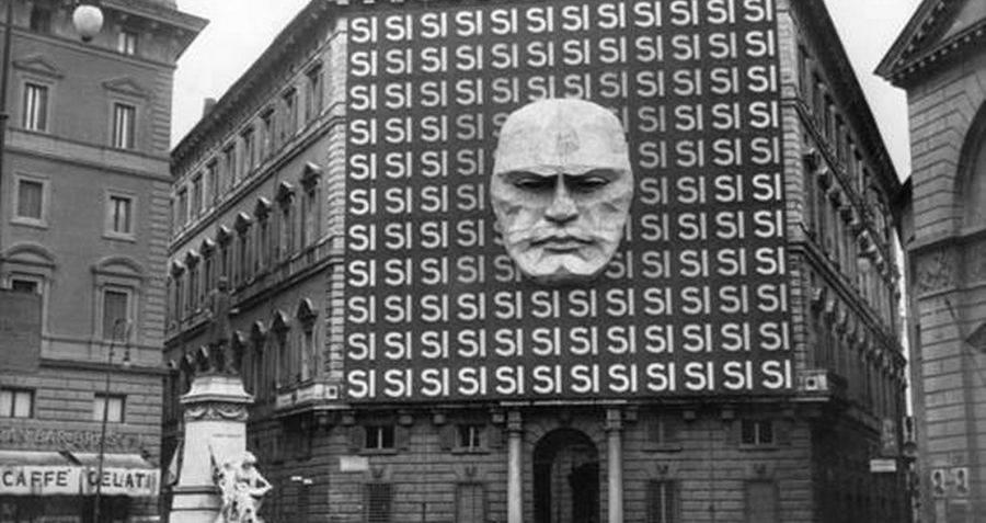 A British Boy in Fascist Italy