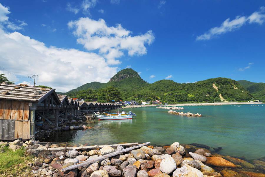 Oki Island Japan
