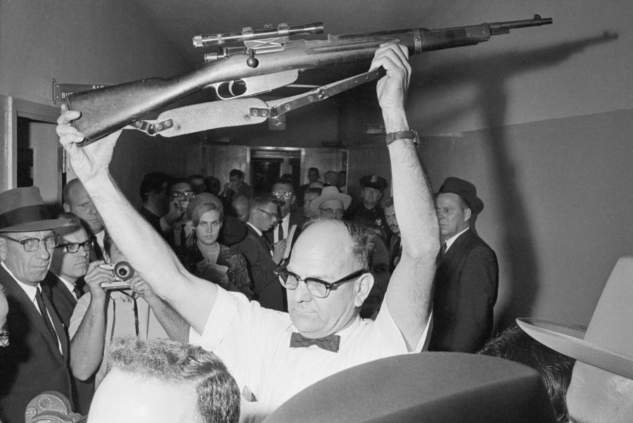 Oswald Gun