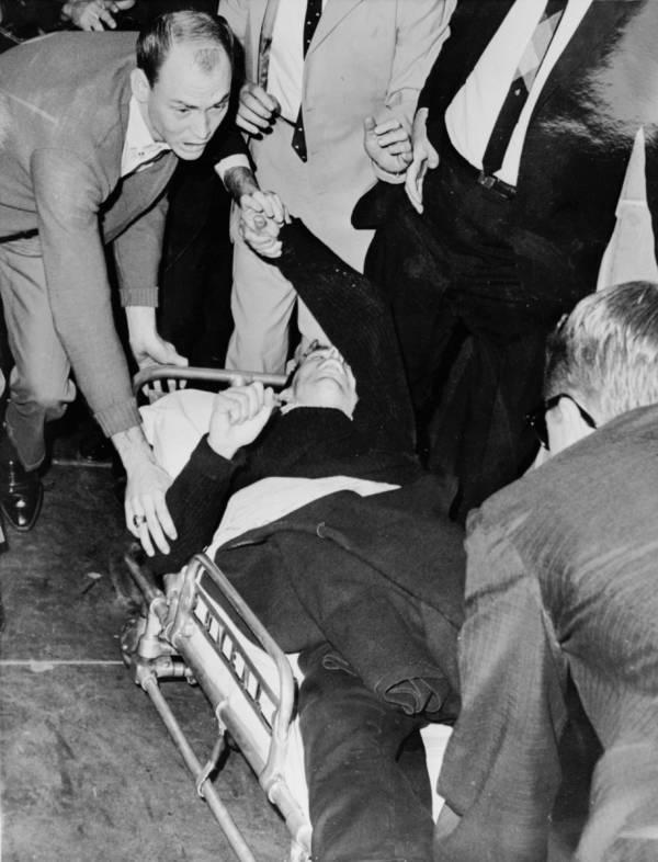 Oswald Injured