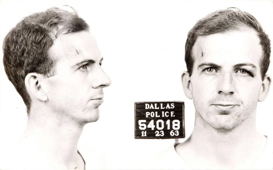 Oswald Police Card