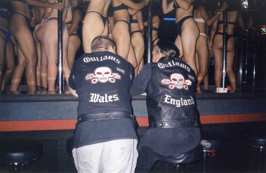 Outlaws Strippers