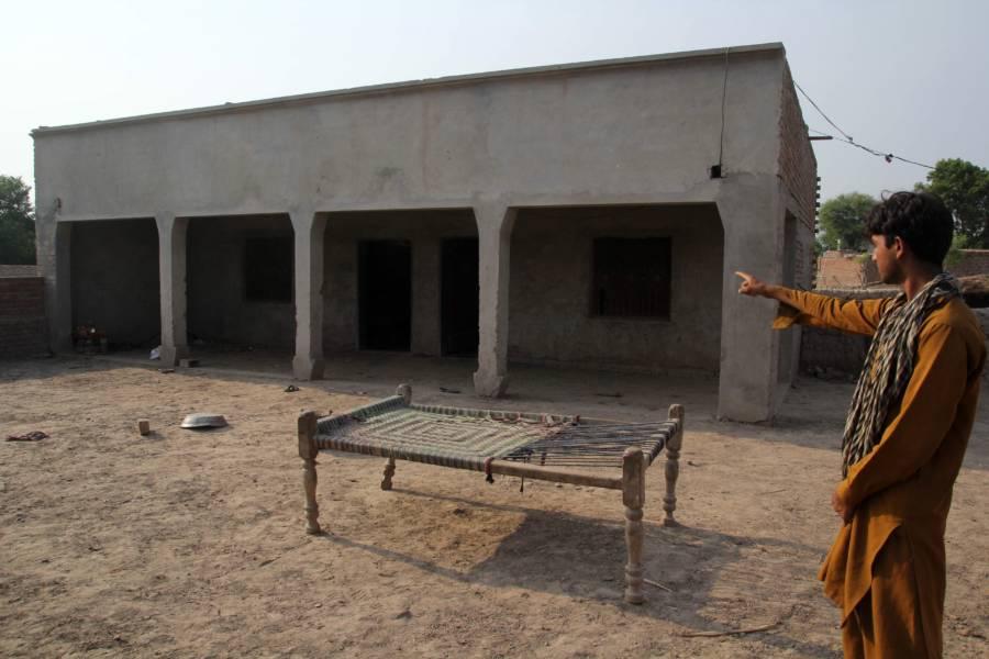 Pakistan Revenge Rape House