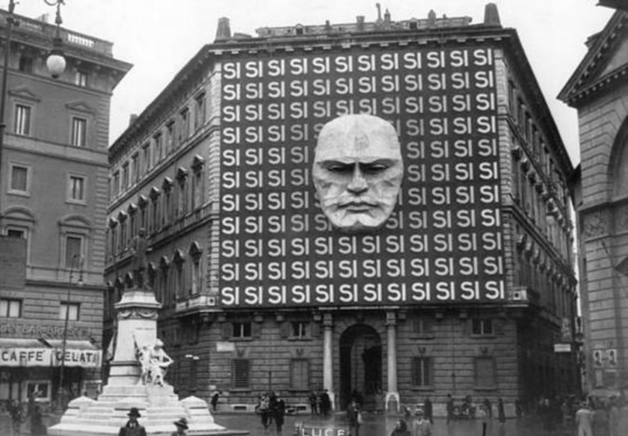 Partido Nacional Fascista Piazza