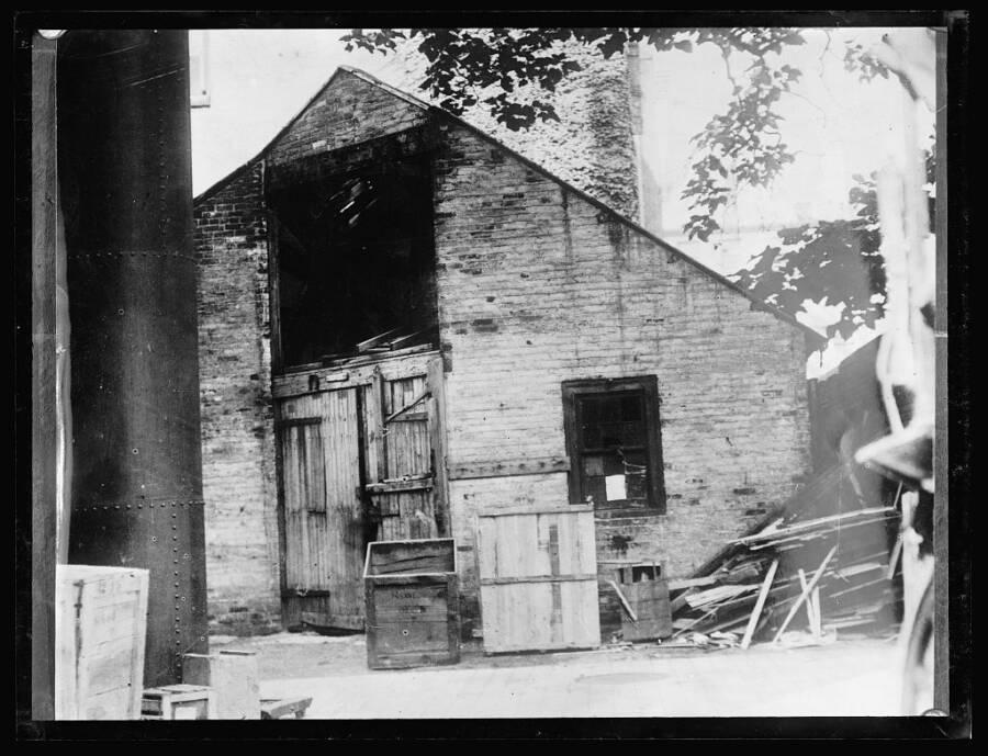 Photo Of Benjamin Franklin's Print Shop
