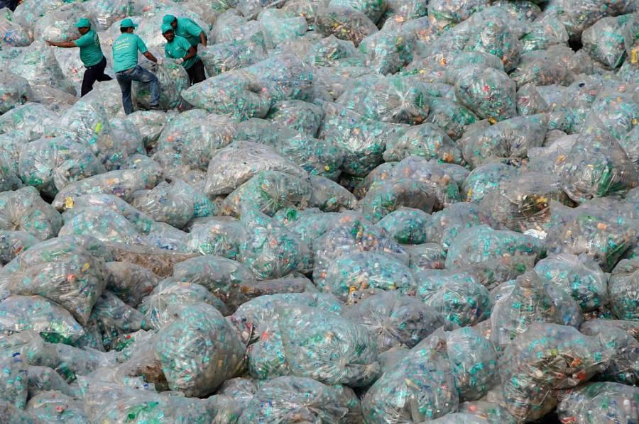 Plastic Bags Of Plastic