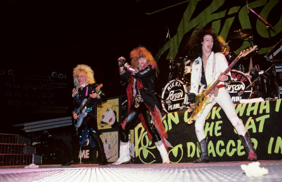 Poison In Concert