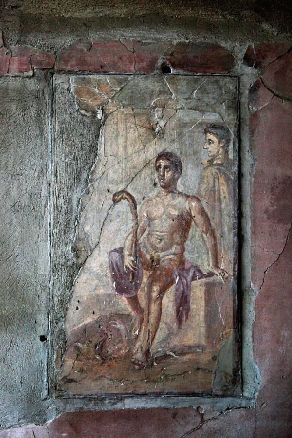 Pompeii Male Lovers