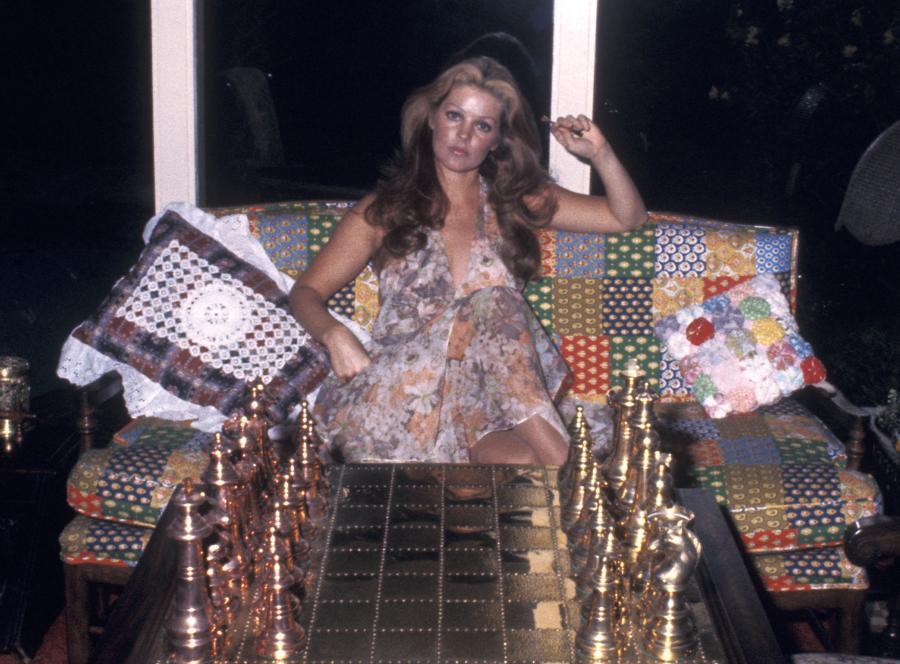 Priscilla Gold Chess
