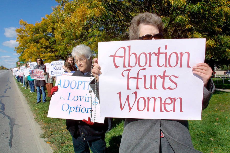 Pro Life Protests