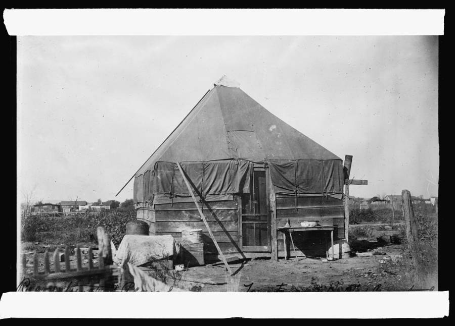 Reconstruction After Tulsa Riot