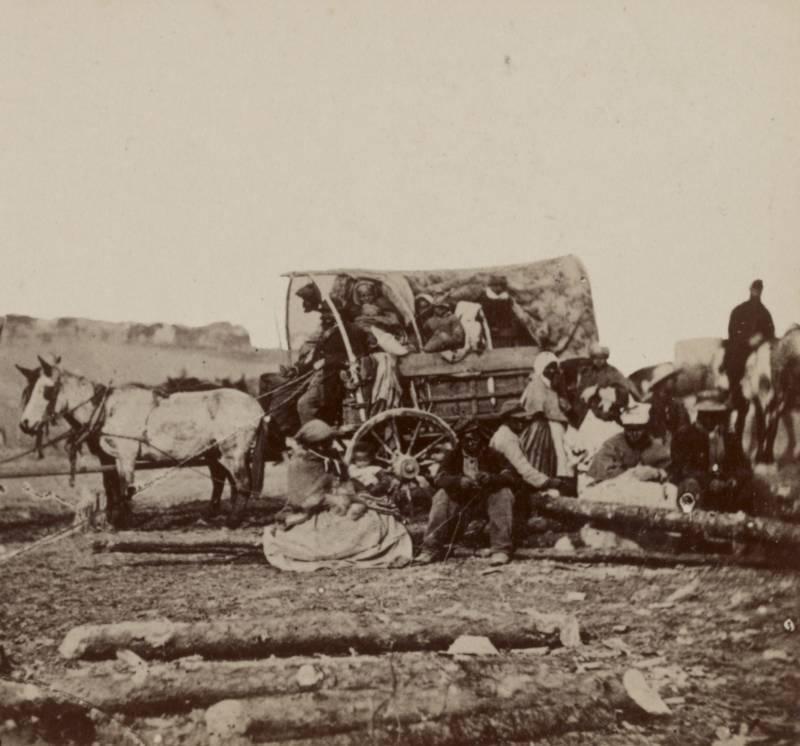 Reconstruction Era Union Lines