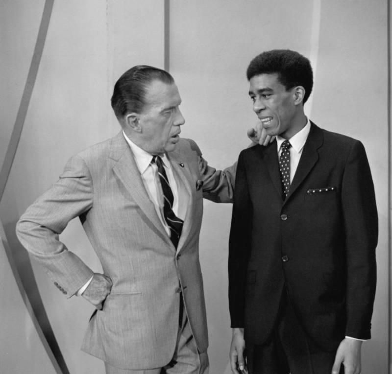 Richard Pryor With Sullivan