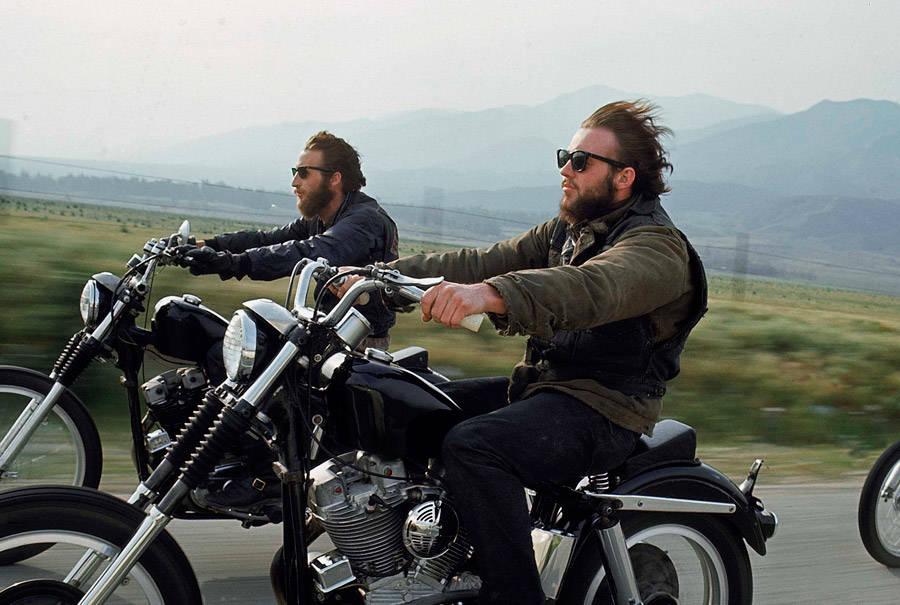 Riding Easy