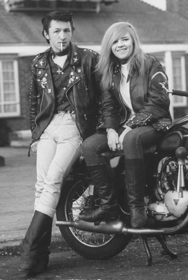 Rockers Les Burton Barbara Gaine