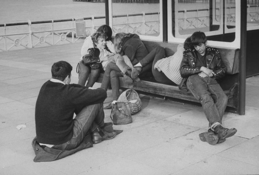 Rockers Resting
