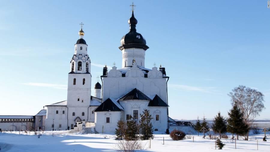Russia Monastary Unesco