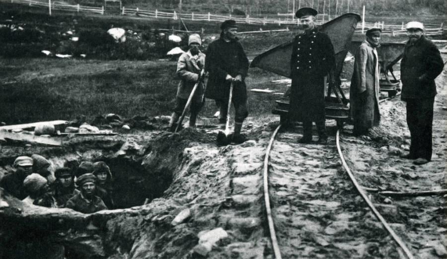 Russian Gulag Sovolki Island