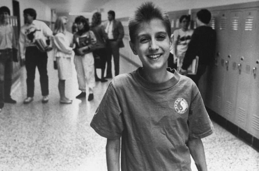 Ryan White Aids Epidemic