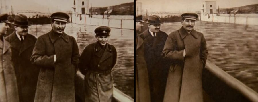 Photoshopped Images From The Soviet Union