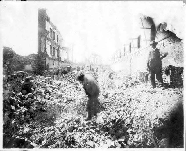 Sifting Through Rubble Of The Tulsa Riots Of 1921