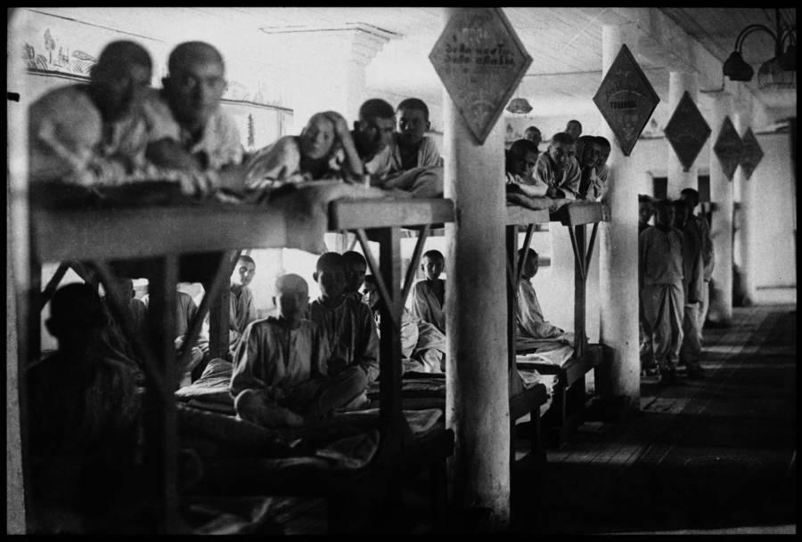 Soviet Gulag Inmates