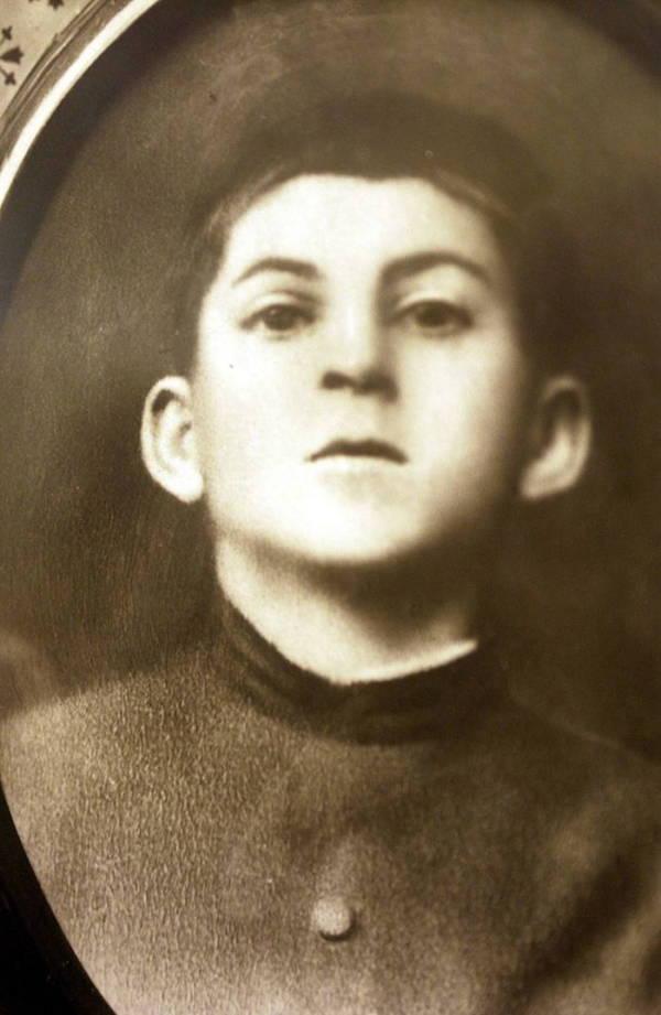 Stalin Child Portrait