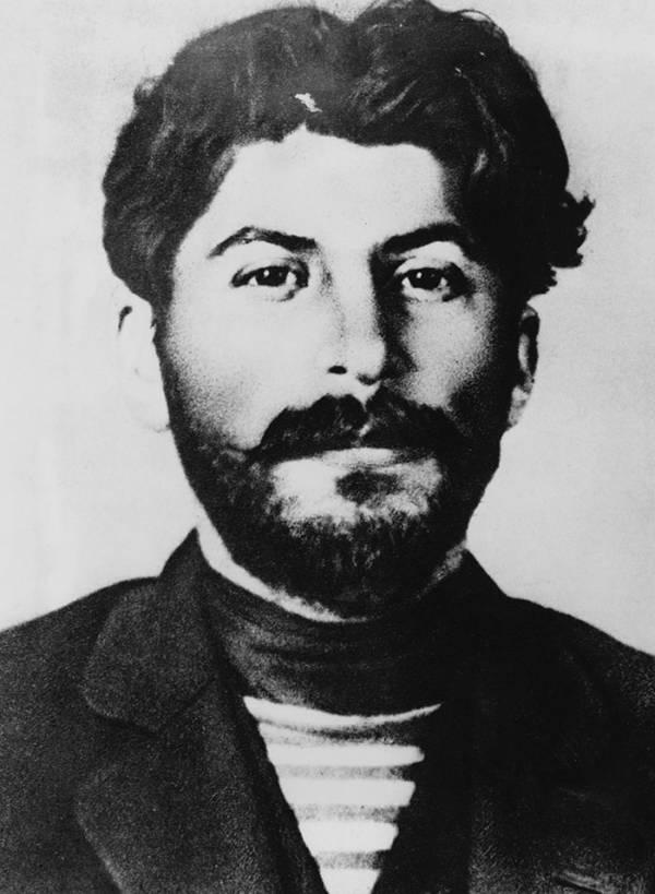 Stalin At Seminary