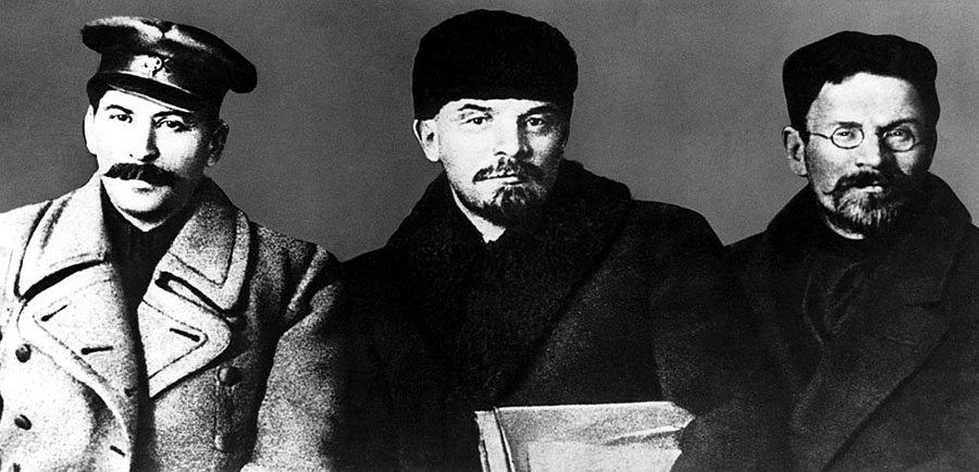 Lenin On Stalin
