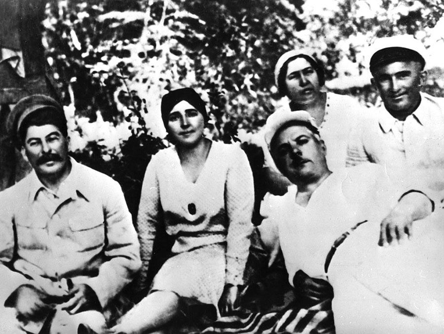 Joseph Stalin Facts About His Family