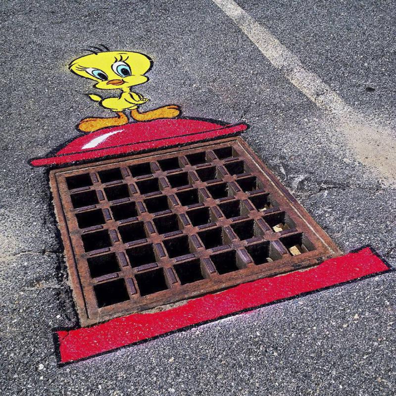 Street Art Tom Bob New York 11