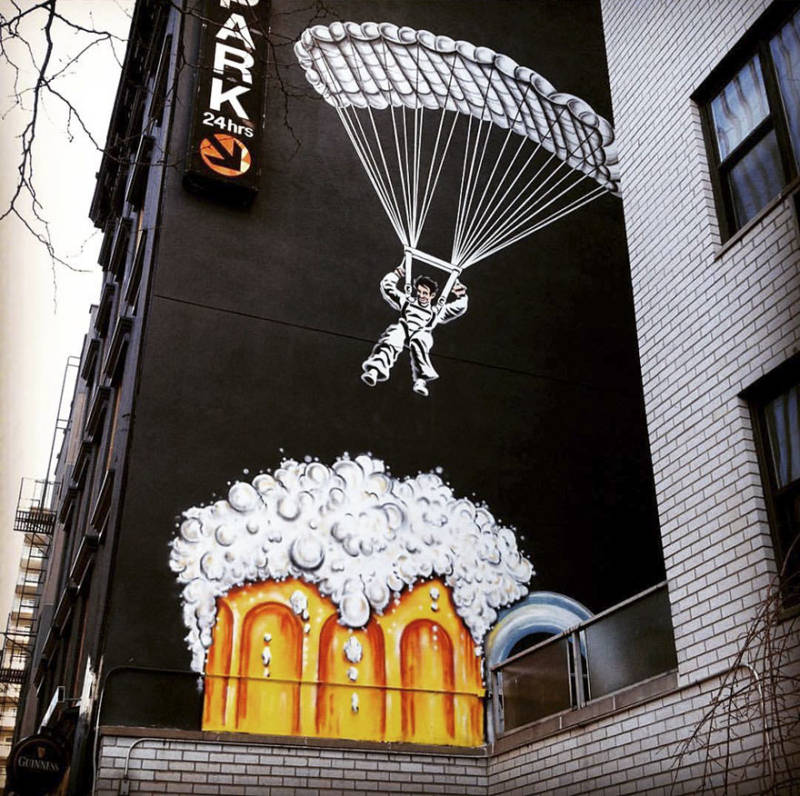 Street Art Tom Bob New York 12