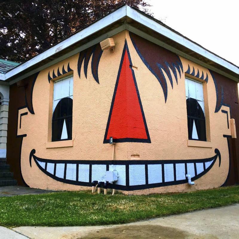 Street Art Tom Bob New York 14
