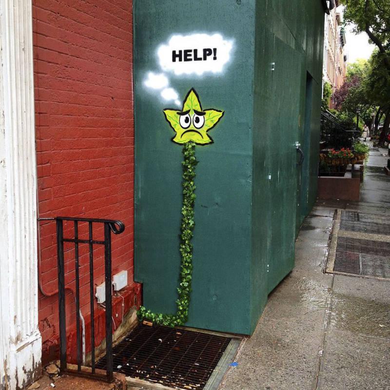 Street Art Tom Bob New York 17