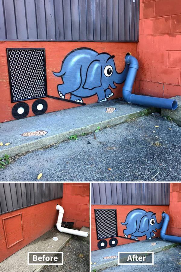 Street Art Tom Bob New York 2