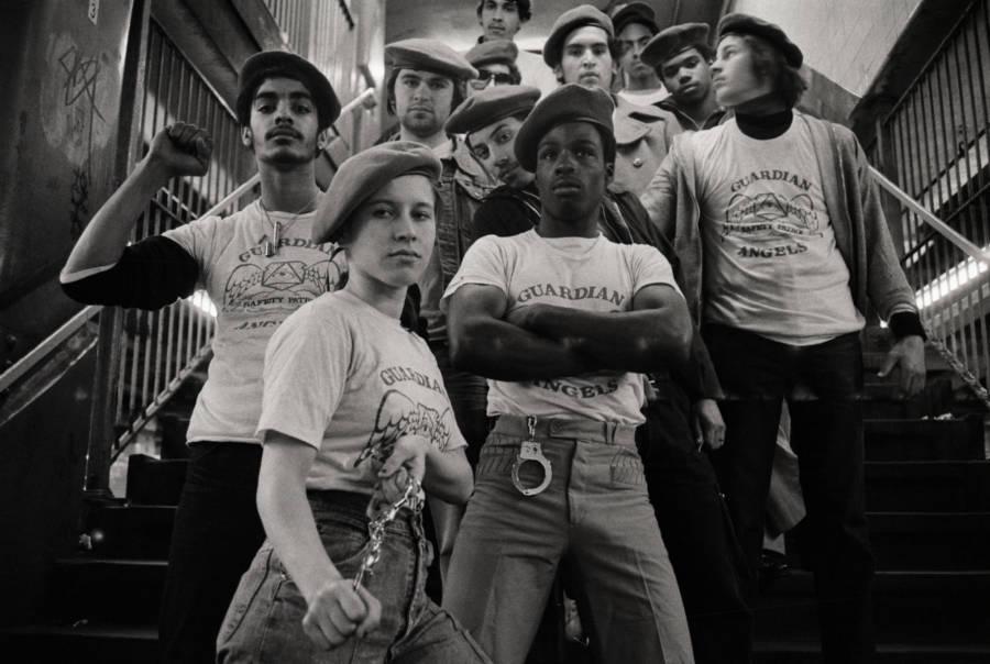Team Subway Stairs