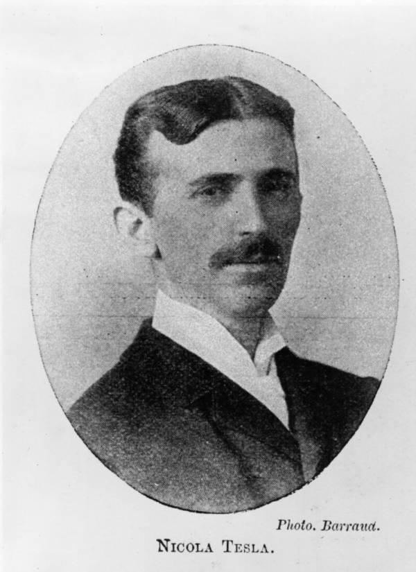 Tesla Round Portrait