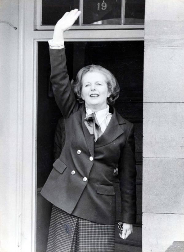 Thatcher Wave