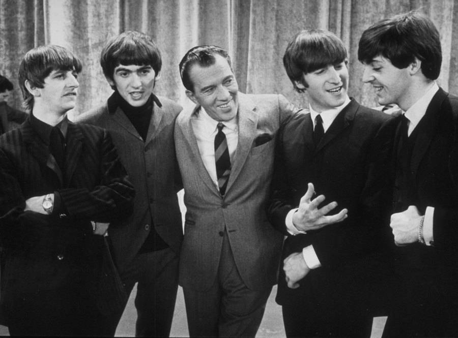 The Ed Sullivan Show Beatles
