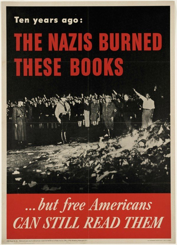 The Nazis Burned These Books