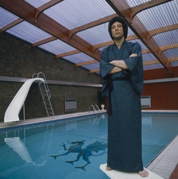 Tom Jones Pool