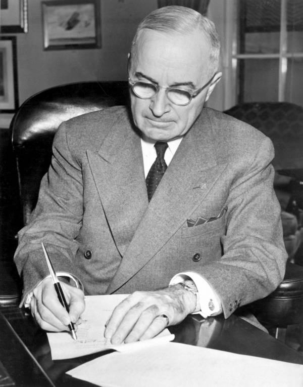 Truman Korea