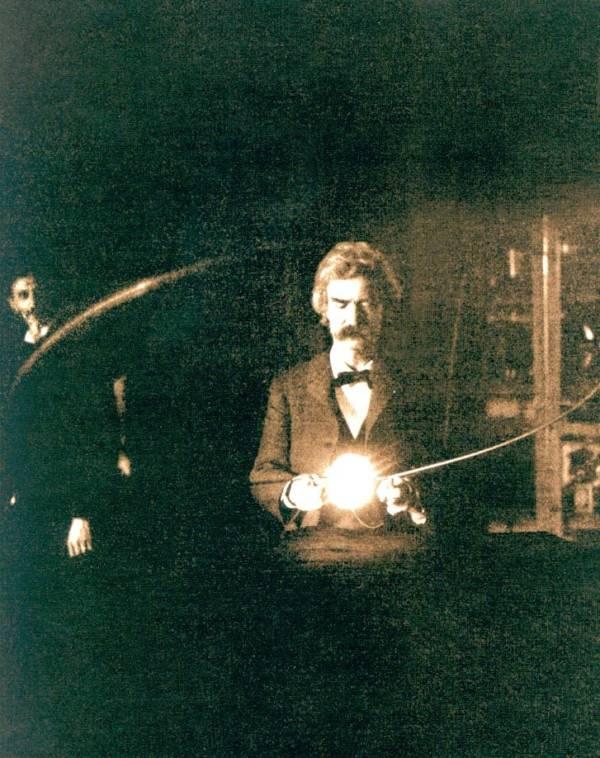 Twain Tesla