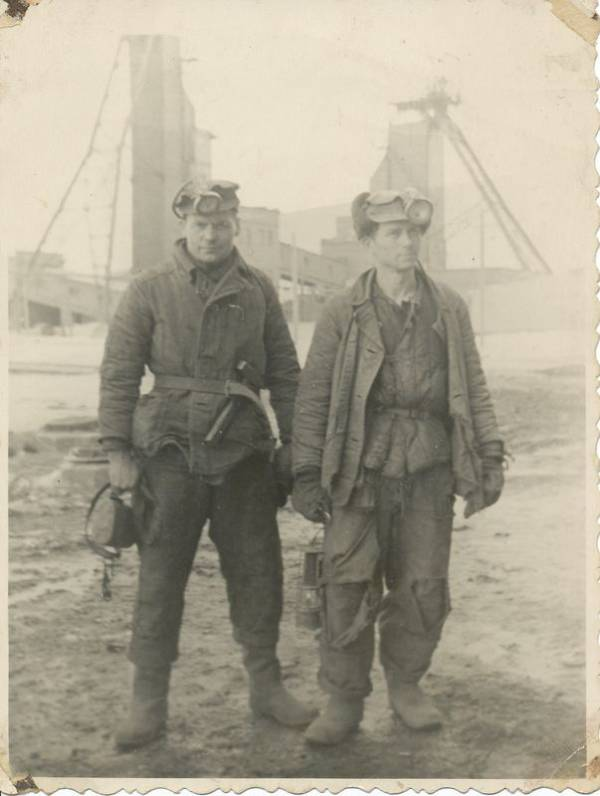 Two Prisoners In Gulag