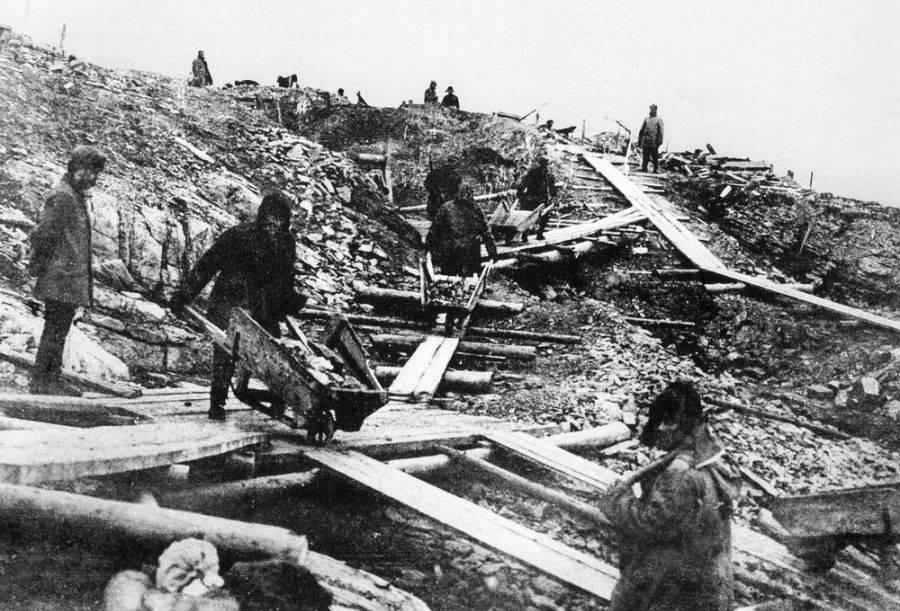 Vaygach Expedition Gulag Mine