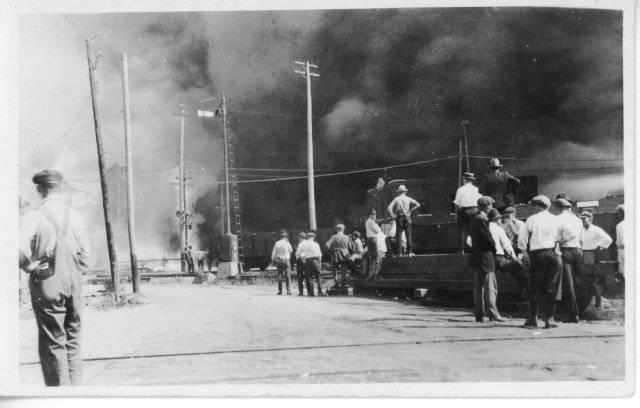 Watching Greenwood Burn