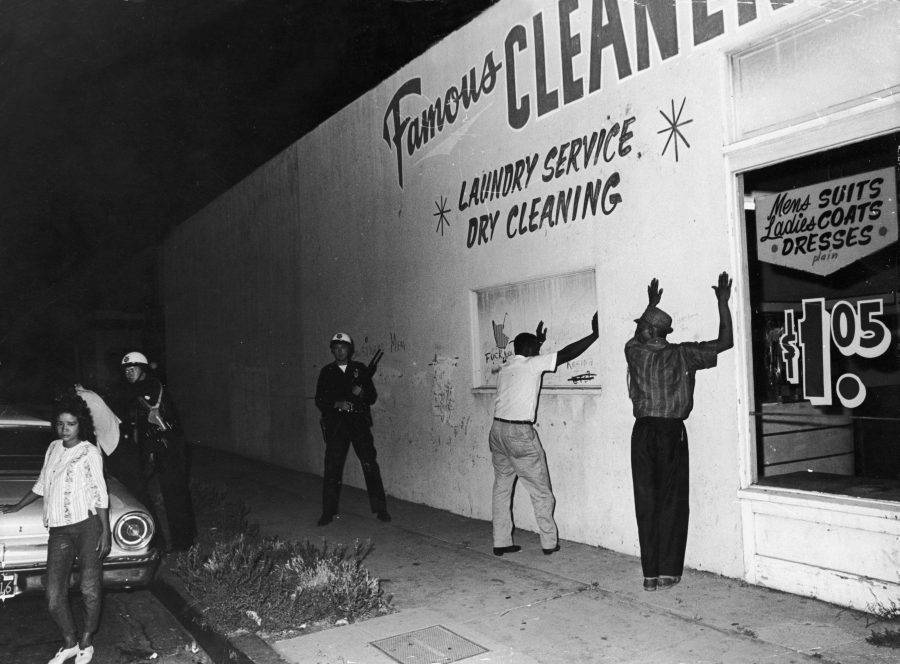 watts riots Fifty years ago this week, 34 people were killed in the watts riots during those  six days of unrest, more than 1000 were injured and 200 buildings were.